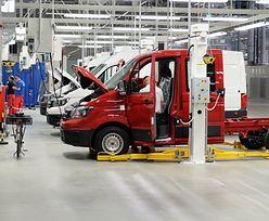 Otwarcie fabryki Volkswagena we Wrześni. Nowe miejsca pracy