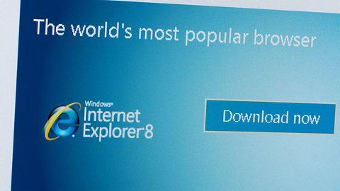Jak Microsoft chciał przejąć sieć Web – historia Internet Explorera, część I