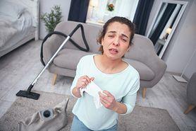 Jakich alergii możemy nabawić się w domu?