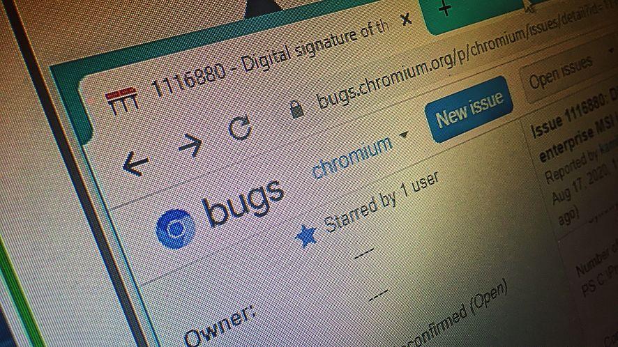 Windows twierdzi, że instalator Google Chrome jest groźny (Kamil Dudek)