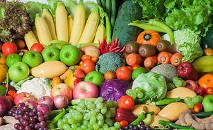 Warzywa i owoce z najmniejszą zawartością kalorii