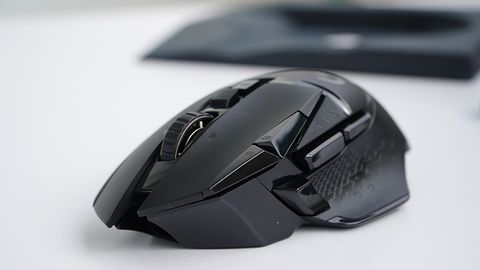 Logitech G502 Lightspeed HERO - bezprzewodowy mercedes wśród myszek dla profesjonalnych graczy
