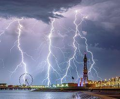 Niesamowite zdjęcia przedstawiające różne zjawiska pogodowe. Zapierają dech w piersiach