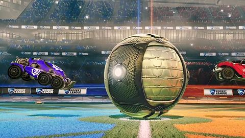 Rocket League bez funkcji cross-play na konsoli Microsoftu