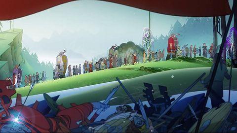 Konsolowa Banner Saga 2 pokazuje, że czasem zwykły port to za mało