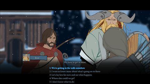 W styczniu dzięki The Banner Saga sroga zima zawita na PS4 oraz Xboksa One