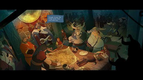 Na systemie iOS też można już zagrać w The Banner Saga