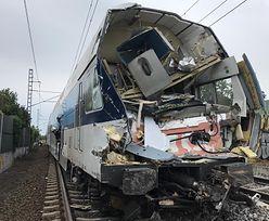 Czechy. Pociąg z 200 pasażerami wjechał w ciężarówkę