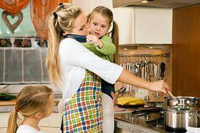 Stres w rodzinie a problemy z wagą