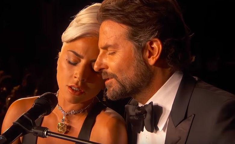 "Lady Gaga i Bradley Cooper ""Shallow"""