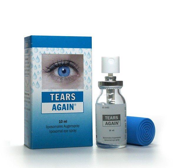 Spray do nawilżania oczu