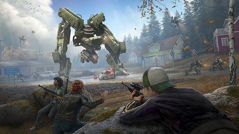 Avalanche zaprezentowało godzinny gameplay z Generation Zero