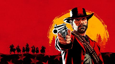 Na tapecie: Red Dead Redemption 2