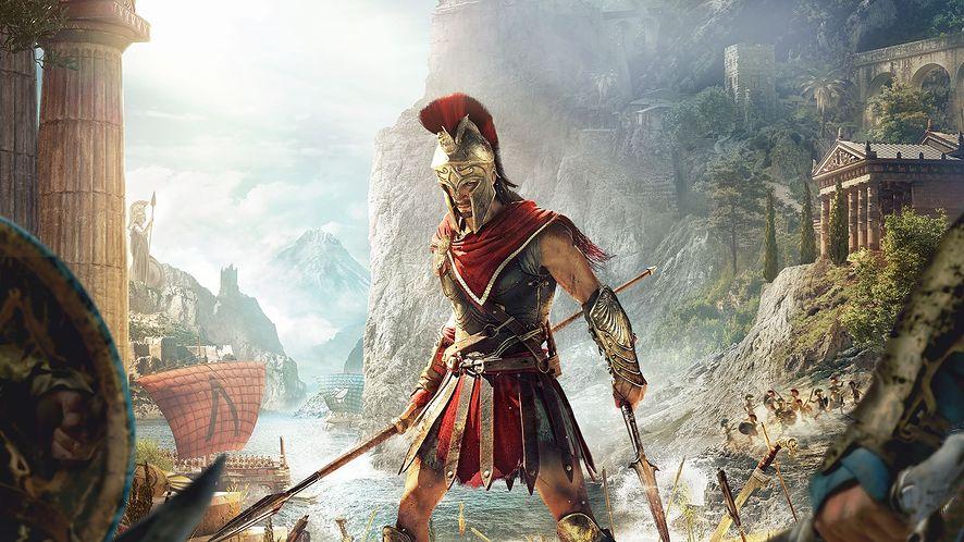 Ubisoft zaprezentował plan popremierowego wsparcia Assassin's Creed Odyssey
