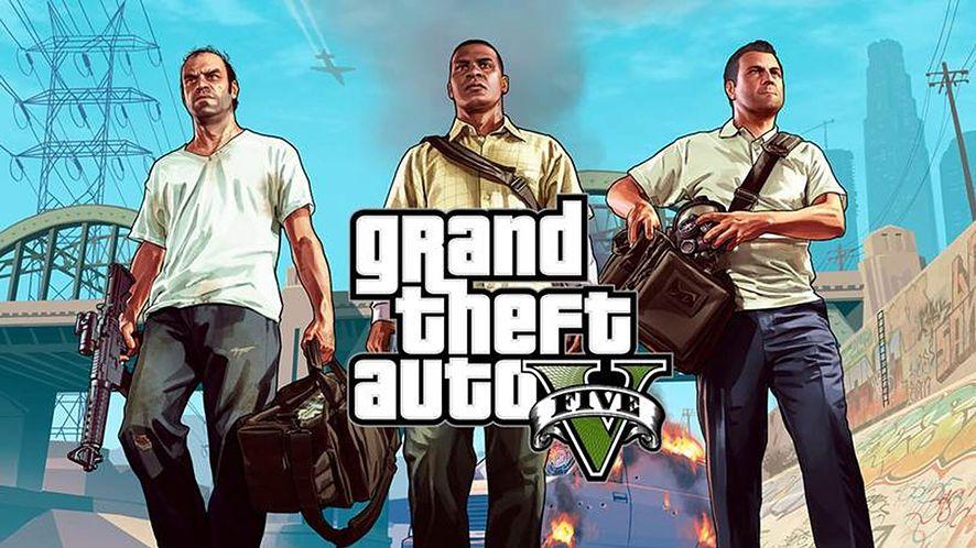 "GTA V w Epic Games Store za darmo. Nowa era ""rozdawnictwa"""