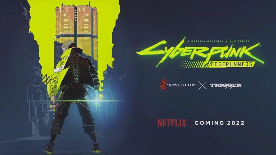 Cyberpunk 2077 to nie tylko gra. Będzie anime, które trafi na Netflix