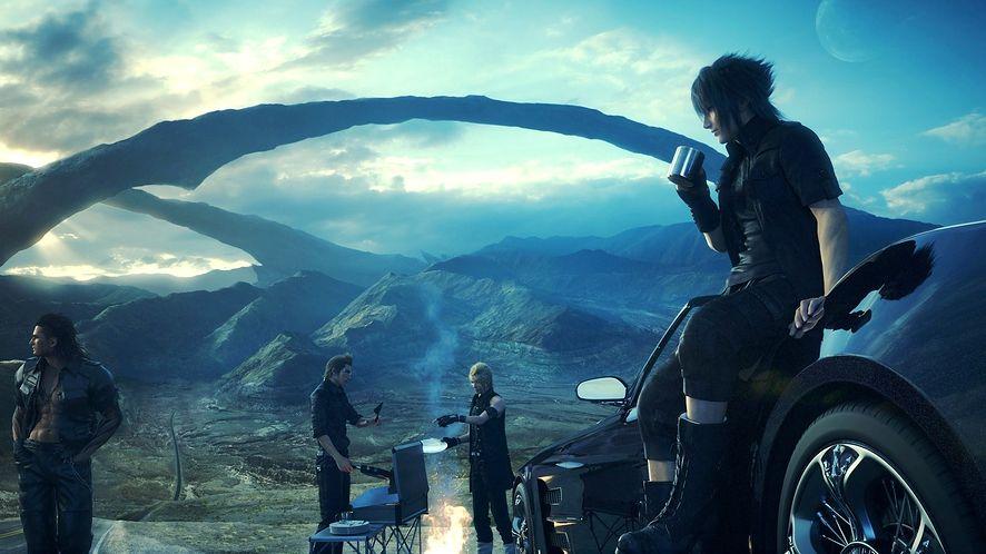 Final Fantasy XV - recenzja. Drewniany tron