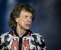 Mick Jagger w szpitalu. Lider The Rolling Stones przejdzie operację serca