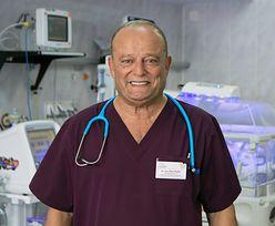 Biała Podlaska. Poseł Riad Haidar pożegnał się ze szpitalem. Padły gorzkie słowa