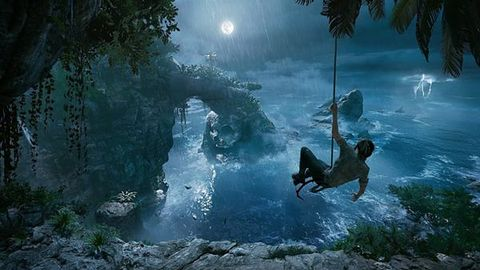 Shadow of the F**king Tomb Raider