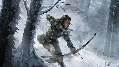 Rozchodniaczek: pecetowa Lara Croft w 4K, upadek Triad Wars i remake Final Fantasy VII w 2017