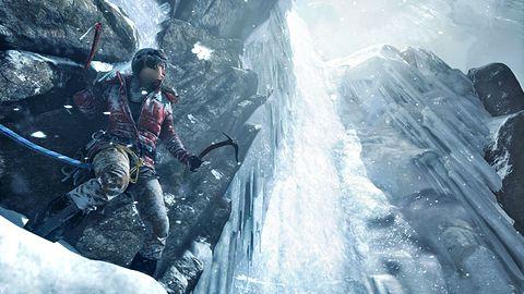 Od samego patrzenia na obrazki z Rise of the Tomb Raider robi się chłodno [GALERIA]