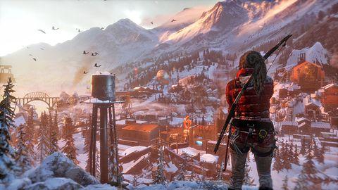 Demo Rise of the Tomb Raider chce zachęcić Was do kupna gry podczas nadchodzącej wyprzedaży