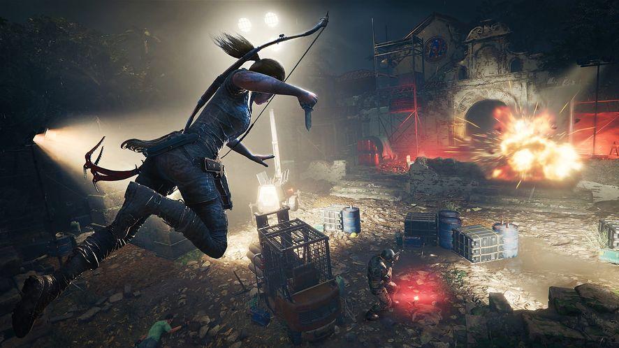 Nowy fragment rozgrywki najbliższego Tomb Raidera