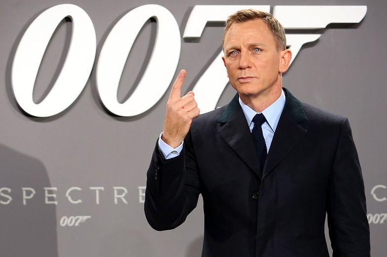 Daniel Craig podjął decyzję w sprawie roli Jamesa Bonda