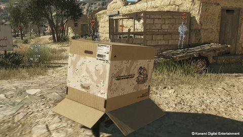 Owca z balonem i bardziej poważne ujęcia, czyli 30 minut z Metal Gear Solid V: The Phantom Pain