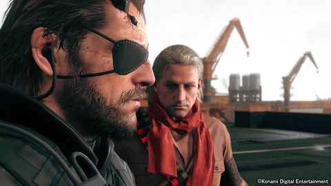 Remake pierwszego Metal Gear Solid? Kojima jest za