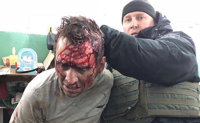 Przeżyli godziny grozy na Ukrainie. Uzbrojony napastnik wziął zakładników