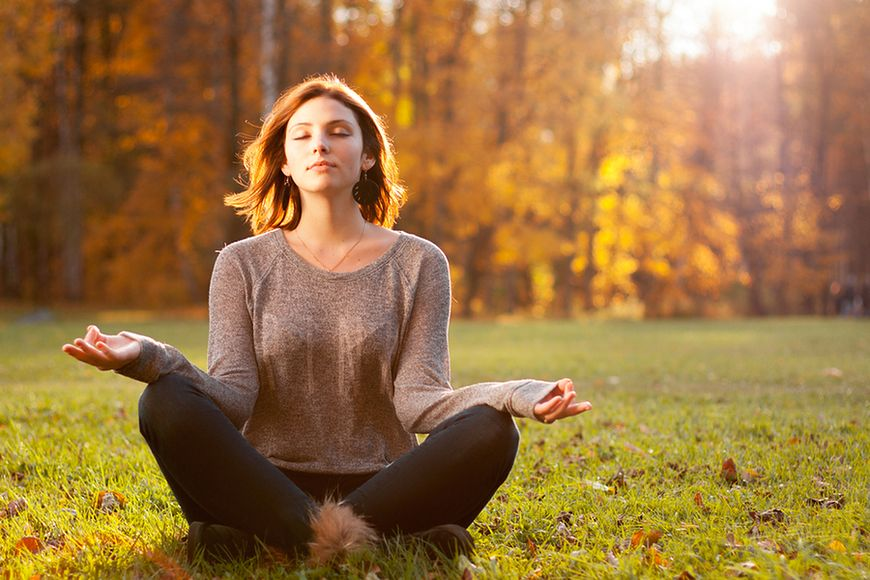 Zacznij ćwiczyć jogę