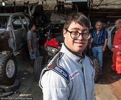 Rajd Dakar 2019. Po raz pierwszy wystartuje uczestnik z zespołem Downa