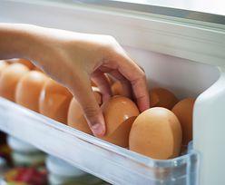 Gdzie trzymać jajka w lodówce? Większość z nas wybiera najgorsze miejsce