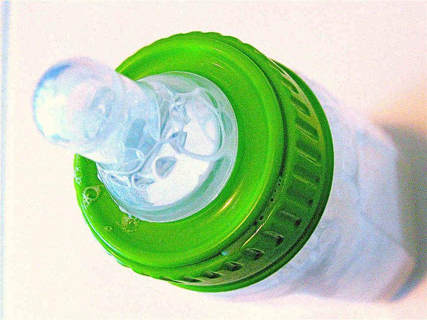 Butelka dla niemowlaka
