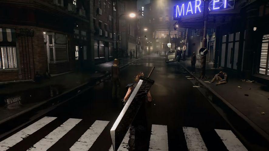 Uwaga, tylko spokojnie: remake Final Fantasy VII będzie podawany w odcinkach