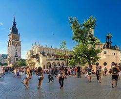 Brytyjczycy kochają Kraków. Rzym i Paryż daleko w tyle