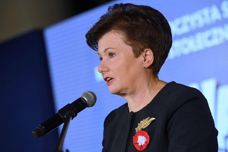 Hanna Gronkiewicz-Waltz przyznała, że szanuje decyzję sądu ws. Marszu Niepodległości