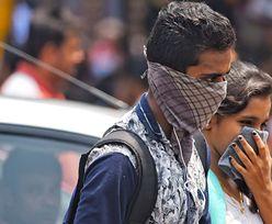 Fale upałów w Indiach. Rząd radzi, by nie pić kawy i herbaty