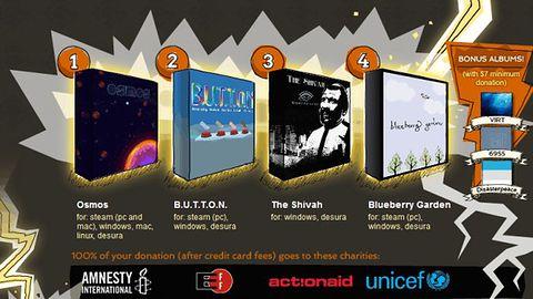 Kup gry, dostań w nagrodę muzykę i wspomóż Amnesty International, Unicef i inne akcje charytatywne [Indie Royale]