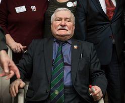 """Zaskakujące zdjęcia na profilu Lecha Wałęsy. Były prezydent przeprasza i dodaje: """"to atak hakera"""""""