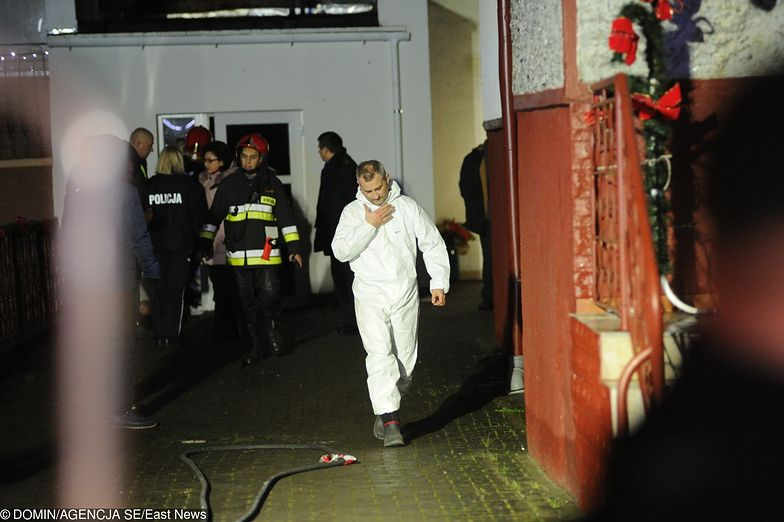 W piątek w escape roomie w Koszalinie zginęło pięć nastolatek