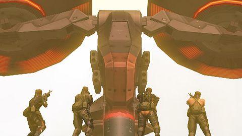 Galeria: Metal Gear Solid: Peace Walker