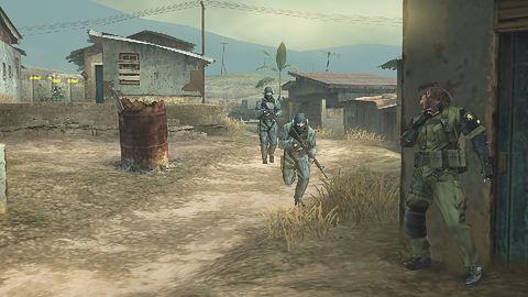 Nowe obrazki, szkice koncepcyjne i portrety postaci z Metal Gear Solid: Peace Walker