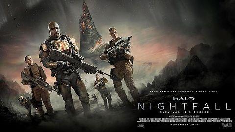 """Zwiastun """"Halo: Nightfall"""" daje nadzieję na niezły serial science-fiction"""