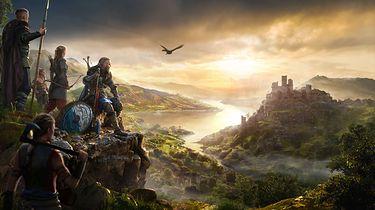 Dla Assassin's Creed Valhalla na Xbox Series X, 60 FPS-ów nie będzie standardem