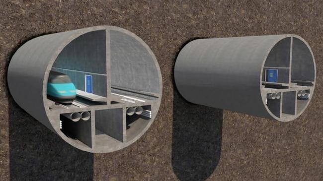 Tunel Helsinki - Tallin ma połączyć dwie bałtyckie stolice pod wodą.