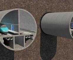 Tunel w Świnoujściu to przy tym podwodny garaż. Finowie kopią 100 km za 65 mld zł
