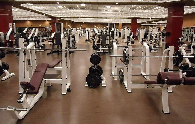 Najcięższe ćwiczenia wykonuj na siłowni